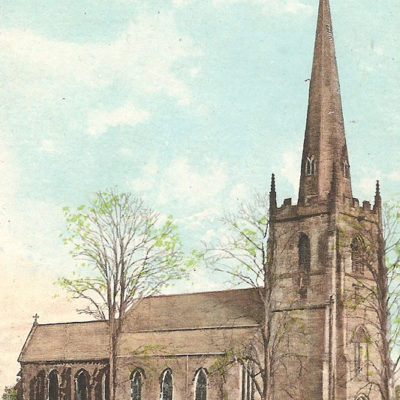 Church Brewood - Click to open full size image