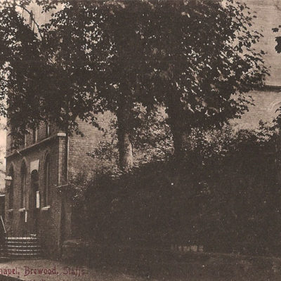 Congregational Chapel - Click to open full size image