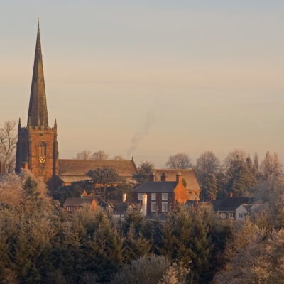 Church From Canal Street - Click to open full size image