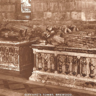 Giffard's Tombs - Click to open full size image