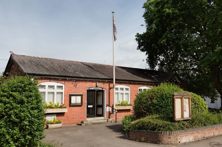 Parish Council Office From Stafford St Web