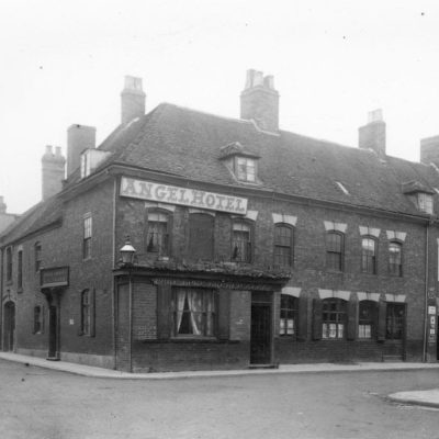 The Angel Brewood - Click to open full size image