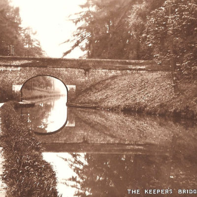 The Keeper's Bridge - Click to open full size image