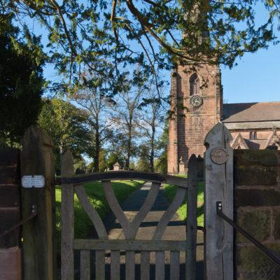 Church Gate Dean Street Stbullock121130