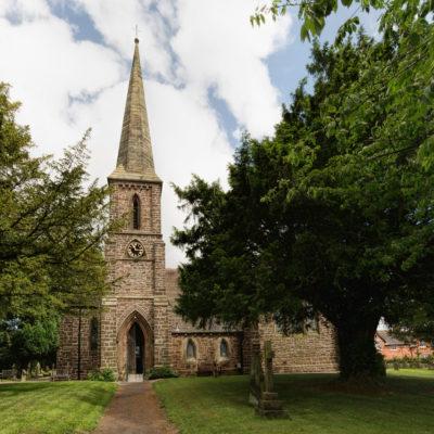 St John The Evangelist, Bishop's Wood