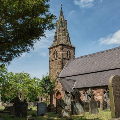 St Mary Rc, Brewood